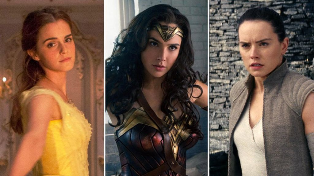 Was 2017 a tipping point for women in Hollywood?
