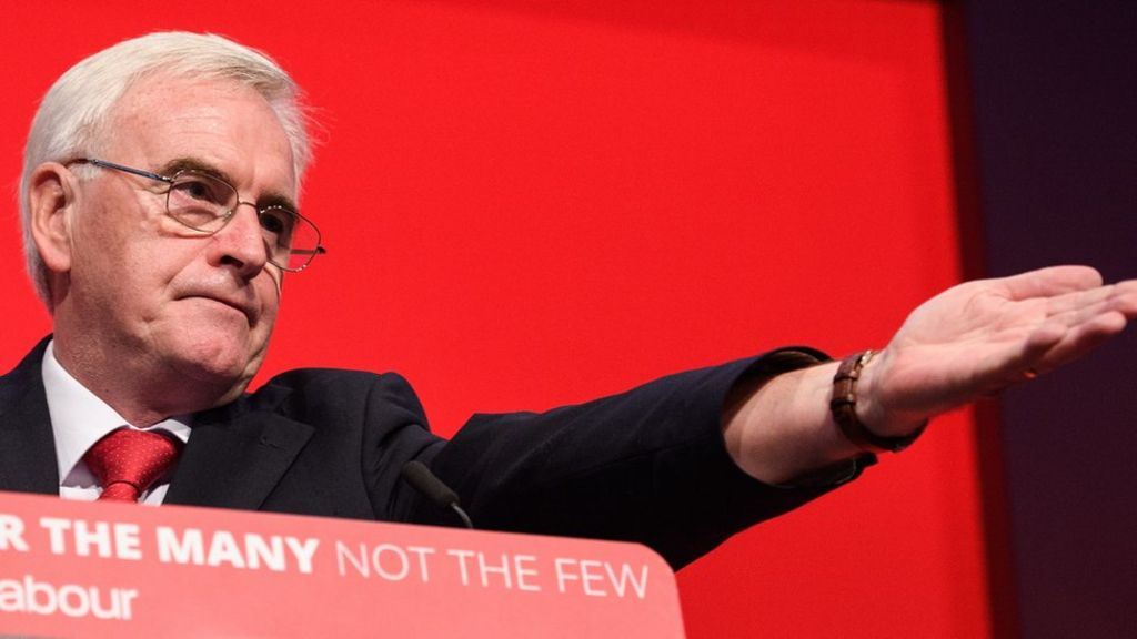 Labour's John McDonnell demands 'emergency Budget'