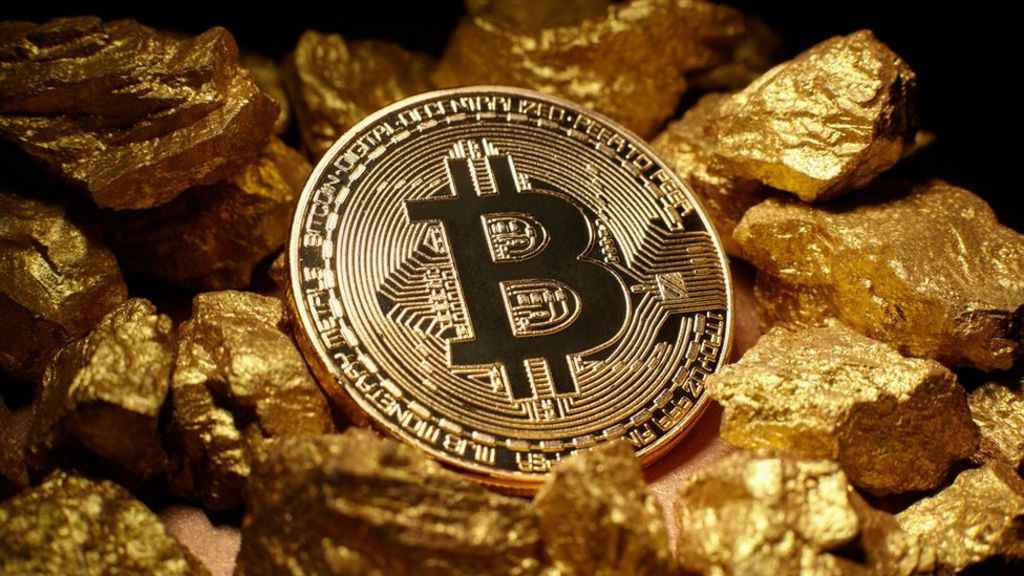 Bitcoin tops £5,000 in value