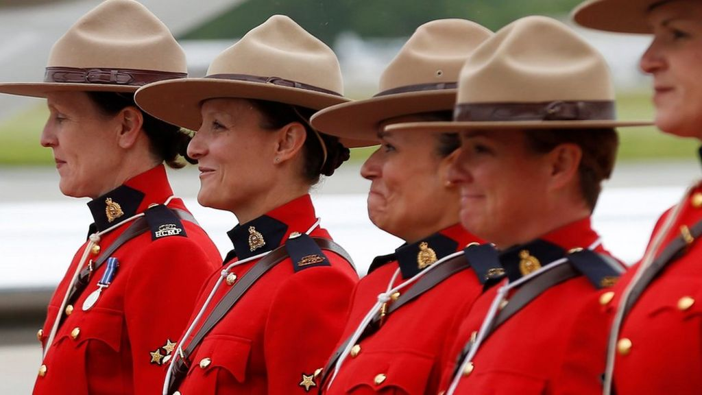 Rcmp Uniform And Dress Manual