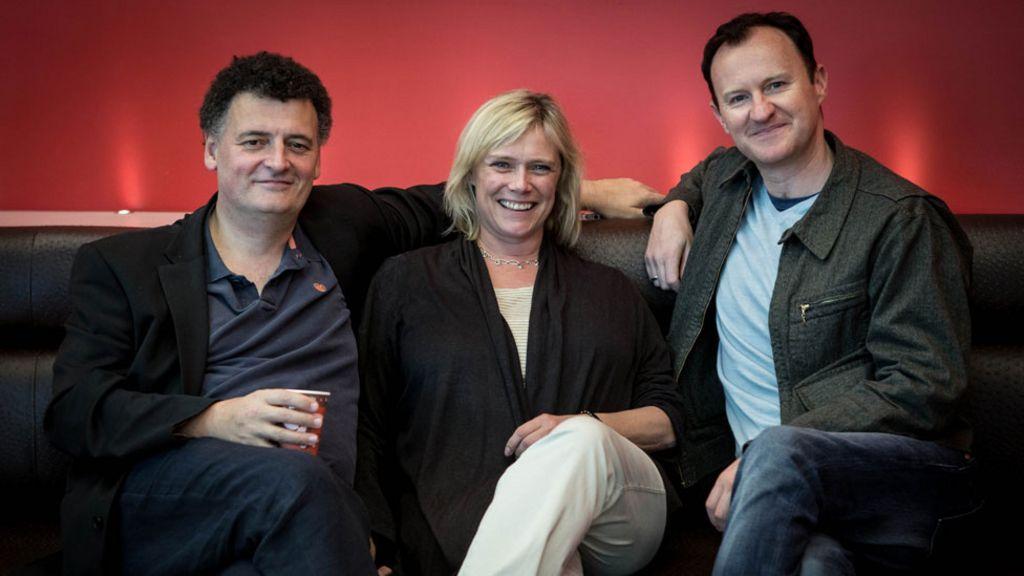 Sherlock team reunite for new Dracula series
