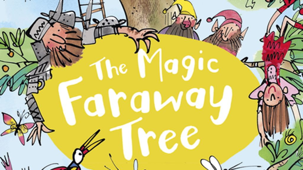 Enid Blyton's The Magic Faraway Tree to be made into film