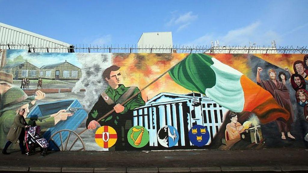 politics and even culture around northern ireland in europe works online