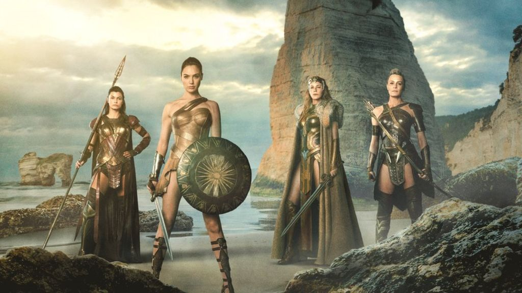 Justice League: Laying bare the row over 'skimpy' costumes