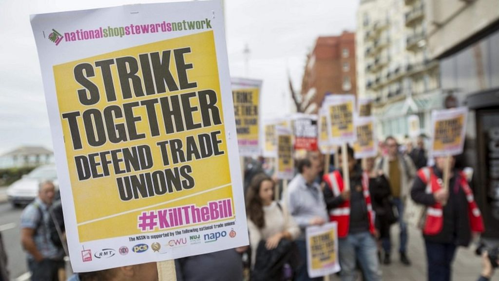 trade union not to mention occasion bite essay