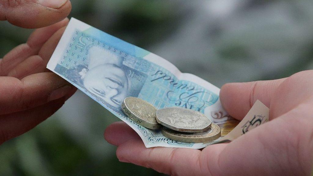 UK inflation at highest since April 2012