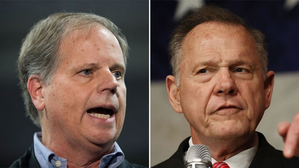 Alabama votes in high-stakes election