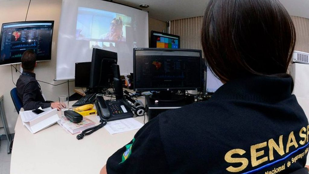 Brazil arrests 108 in paedophile raid