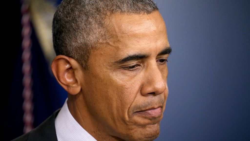 Why Obama is powerless to reform gun laws
