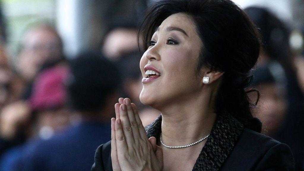 Yingluck trial: Ex-PM 'flees Thailand' ahead of verdict