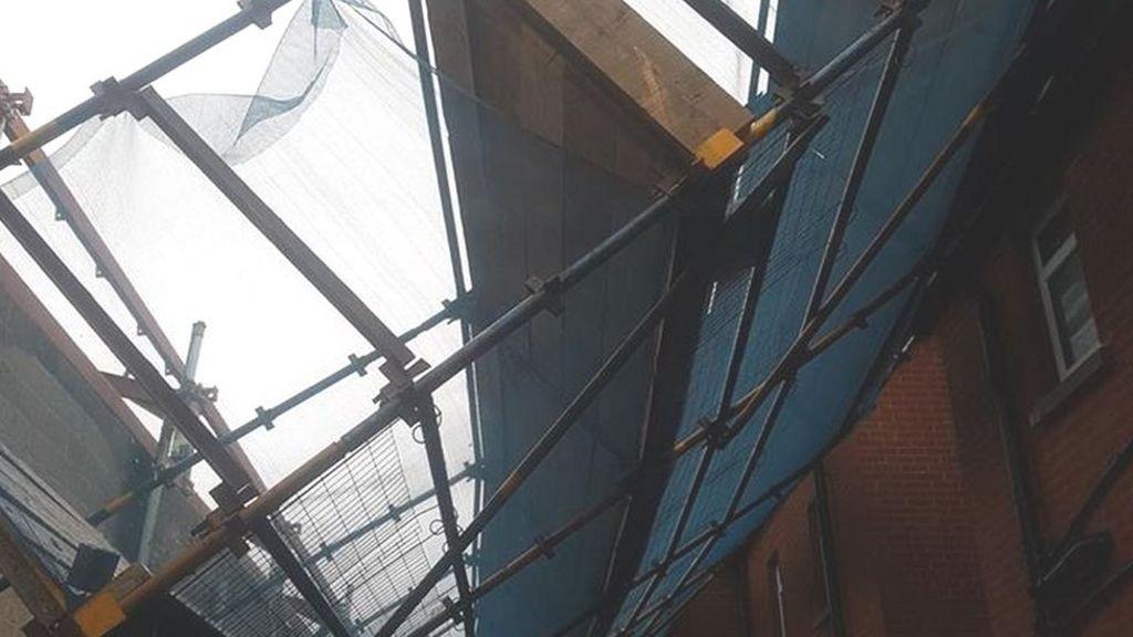 scaffolding londonderry