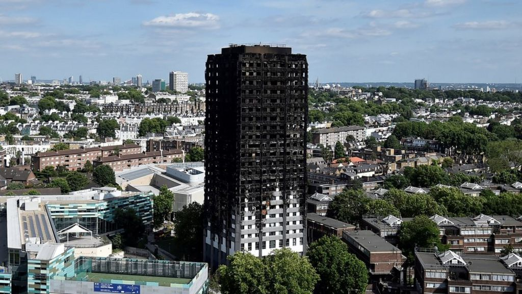 Grenfell fire: Police say 255 people survived the blaze