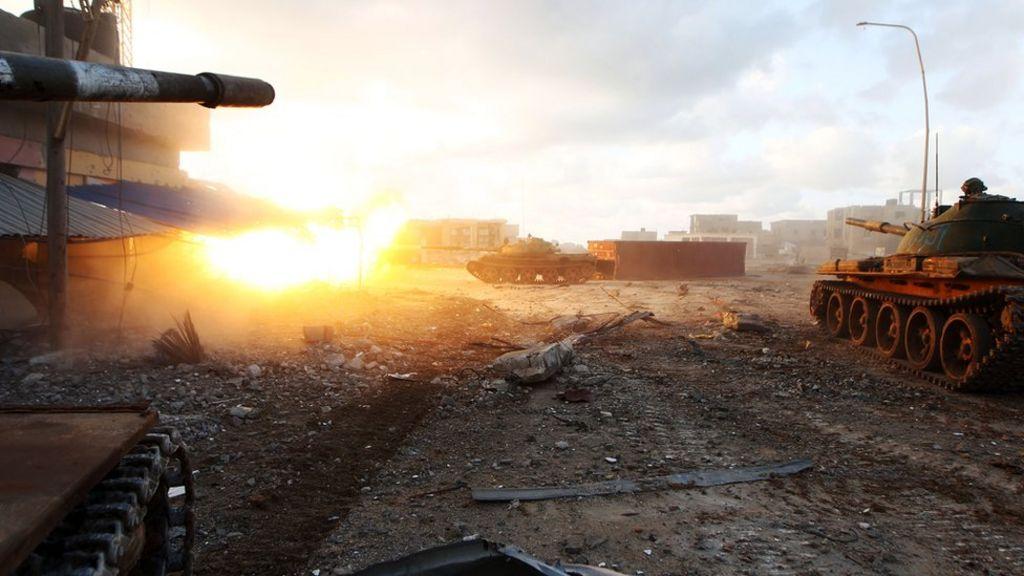 Libya death toll 'rises to 140' at Brak El-Shati airbase