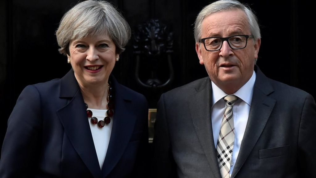 May heads to Brussels for Brexit talks