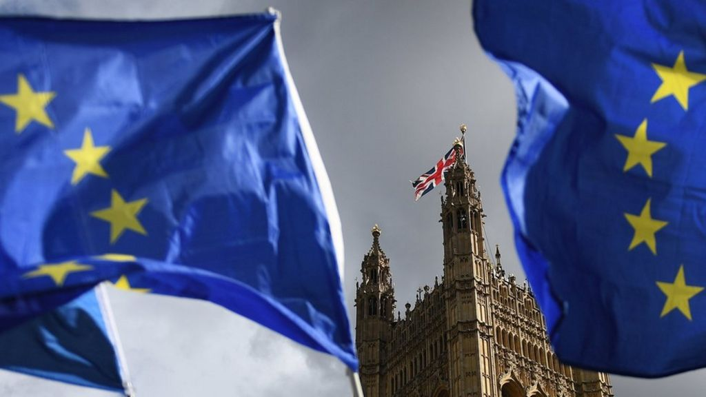 Brexit: EU repeal bill wins first Commons vote