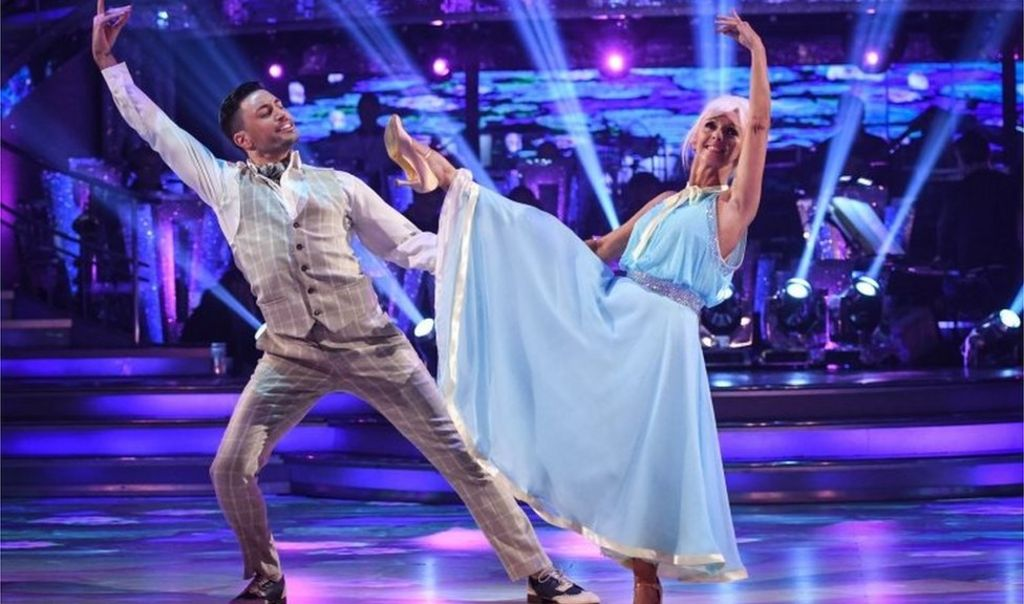Strictly Come Dancing beats X Factor for Saturday viewers