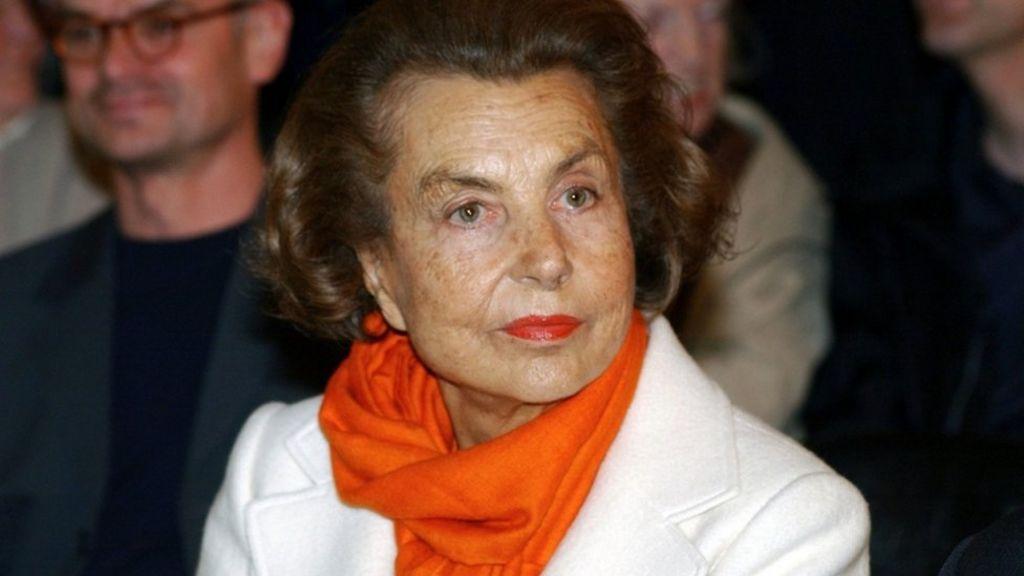 World's richest woman dies at 94