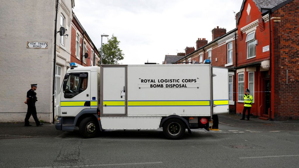 Manchester attack: Terror threat reduced from critical to severe
