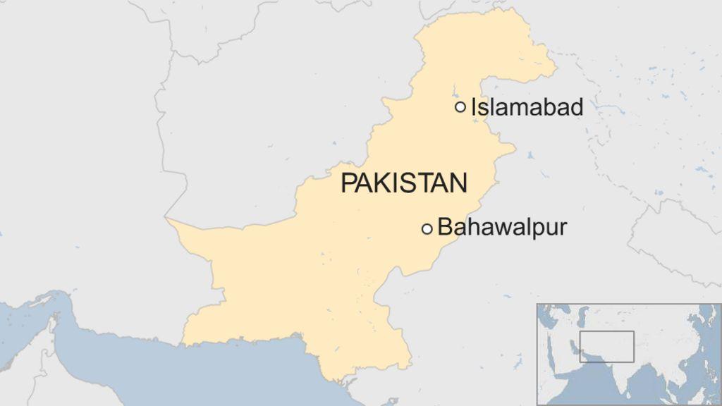 Pakistan oil tanker fire 'kills scores' – BBC News