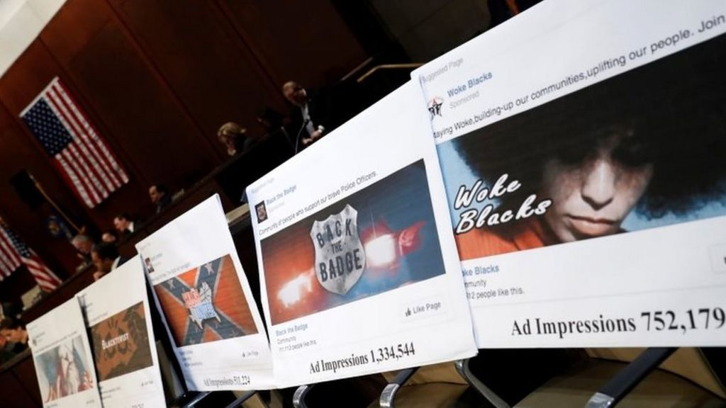 Trove of 'Russian troll' posts exposed by Congress