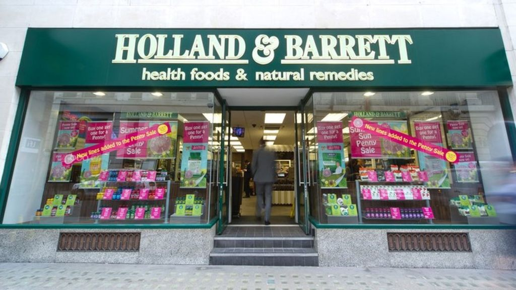 Holland & Barrett sold for £1.8bn to Russian billionaire