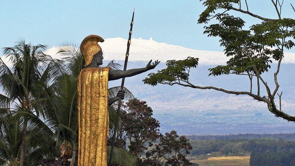Aloha to the US: Is Hawai'i an occupied nation? - BBC News
