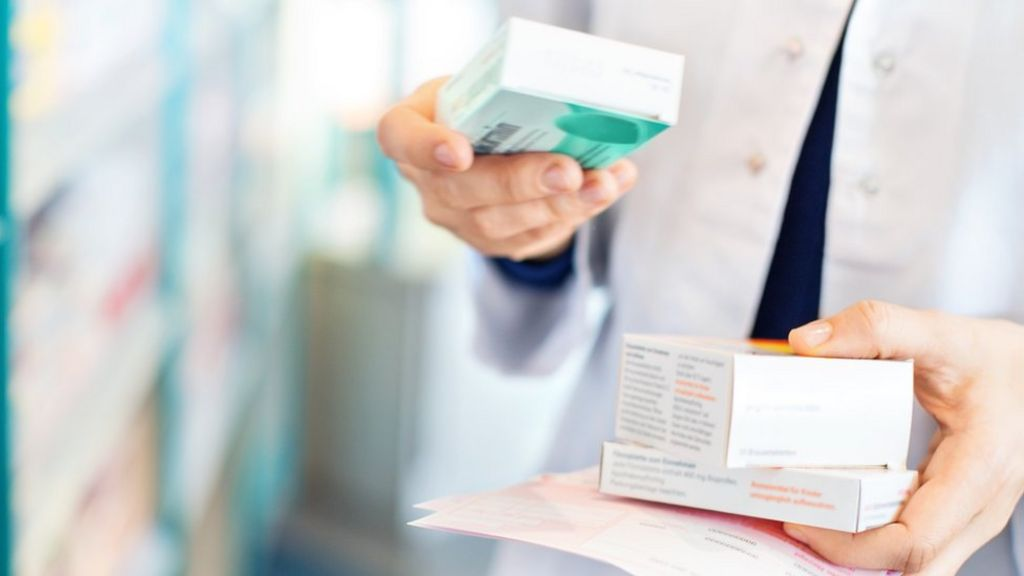 Pregabalin: Spending on 'new valium' greater in north