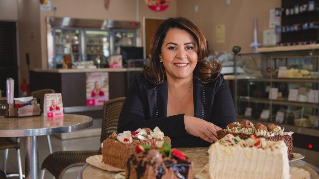 The Former Child Labourer Making Millions Baking Cakes