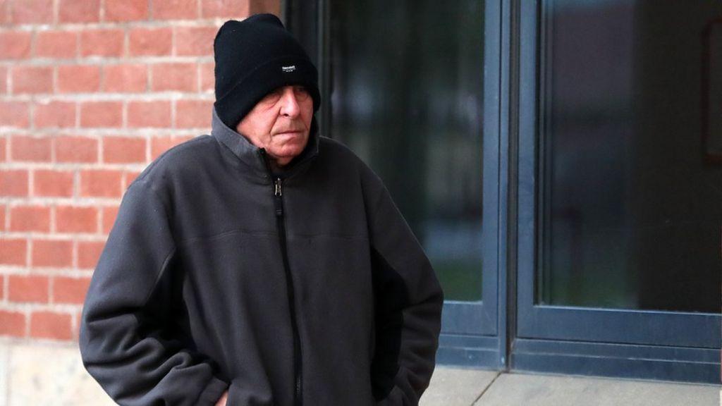 David Dearlove found guilty of 1968 Paul Booth murder