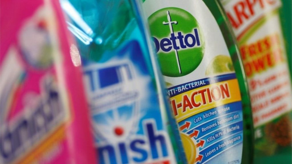 Reckitt Benckiser warns of permanent sales hit from cyber attack