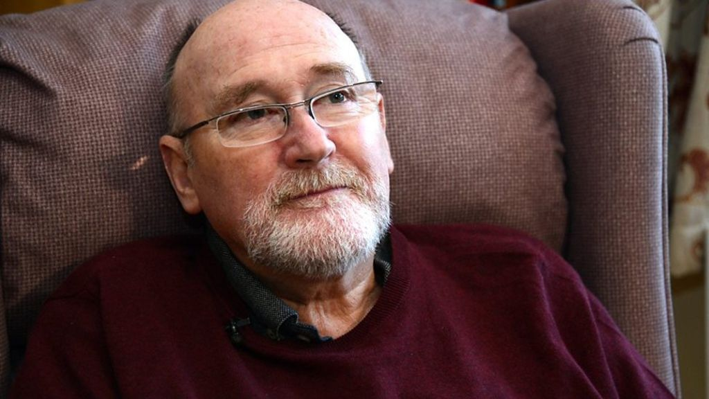 Noel Conway: Terminally ill man loses right-to-die case