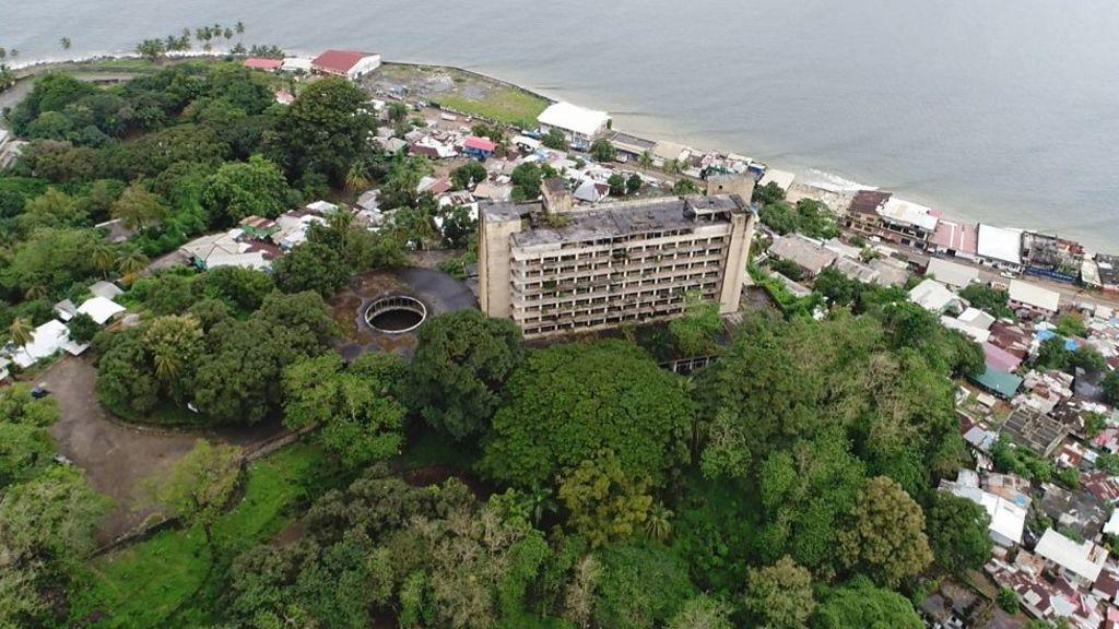 Liberia Travel - cover