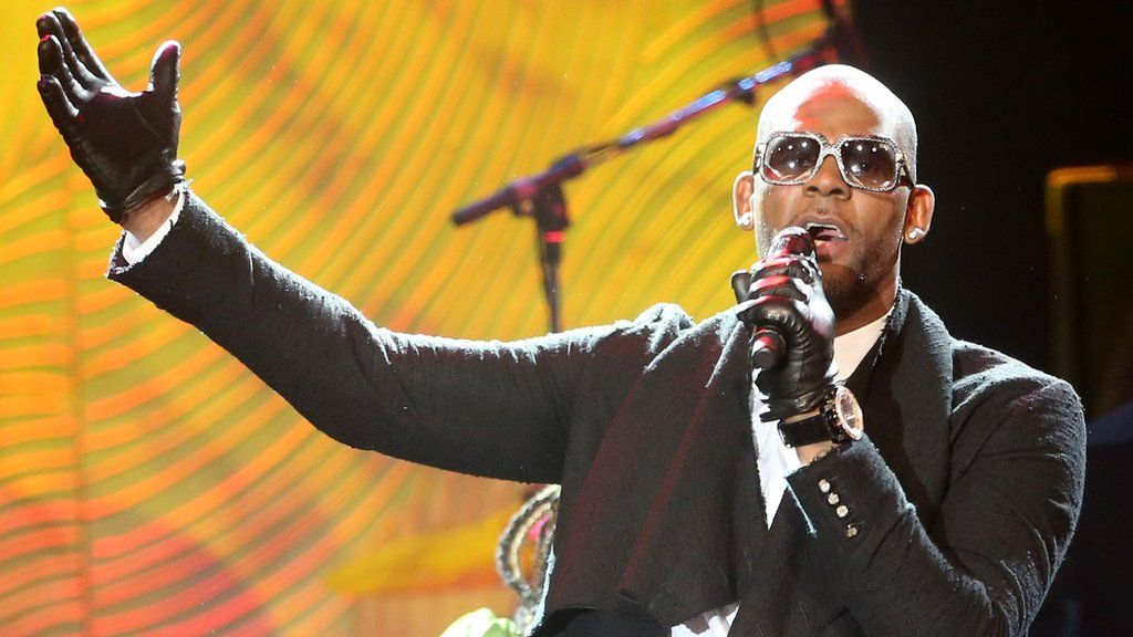 The history of allegations against R Kelly