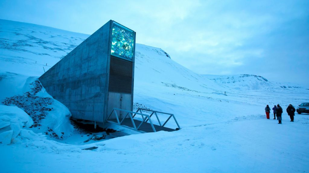 Norway to boost protection of Arctic seed vault from climate change