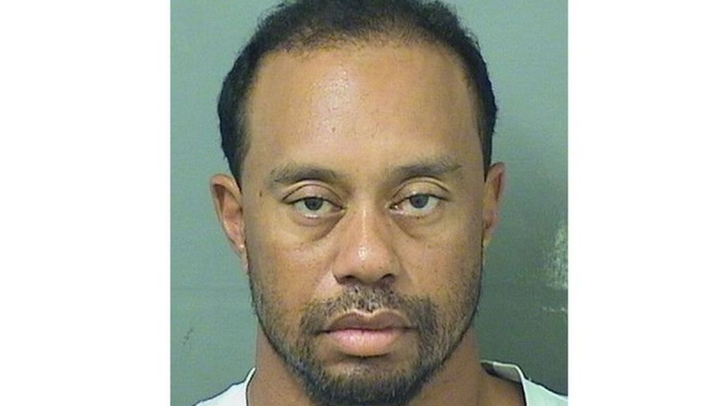 Tiger Woods held on drink-driving charge