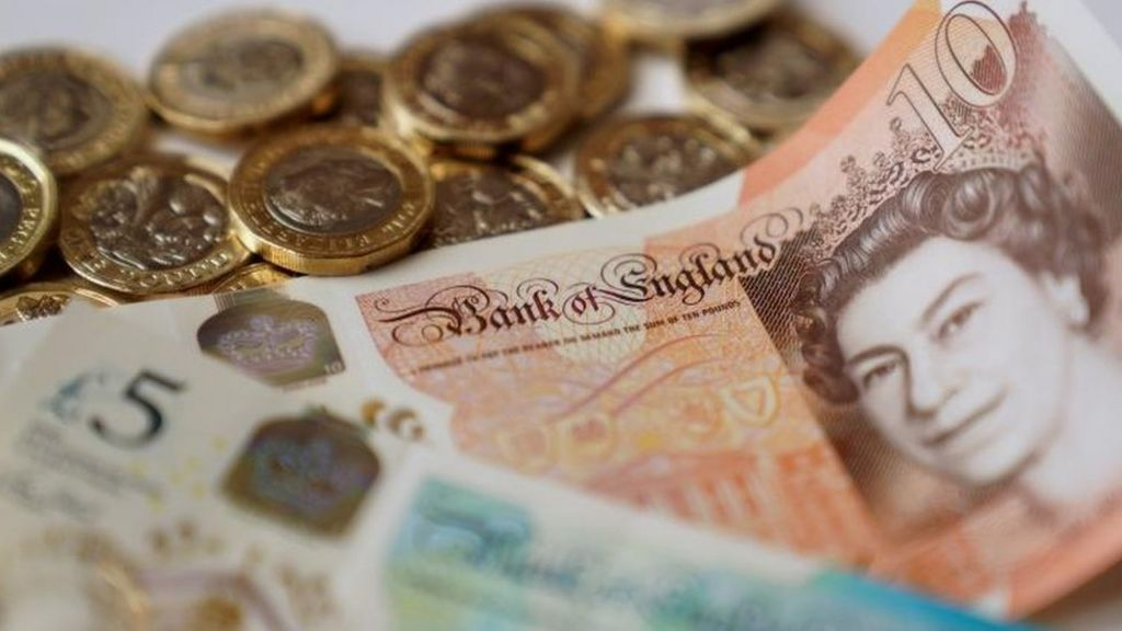 UK inflation rate rises to 3.1%