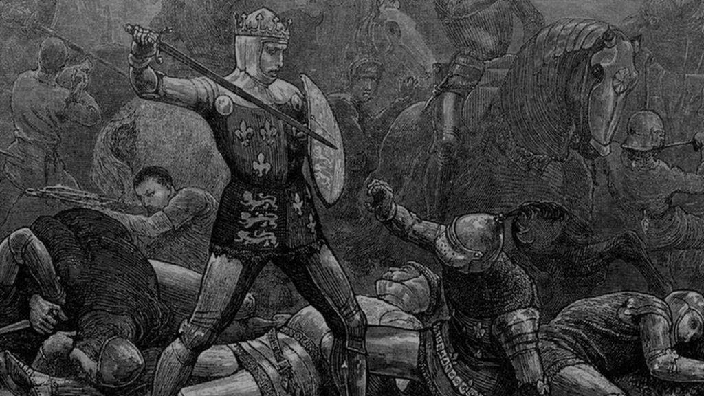 The battle of agincourt essay