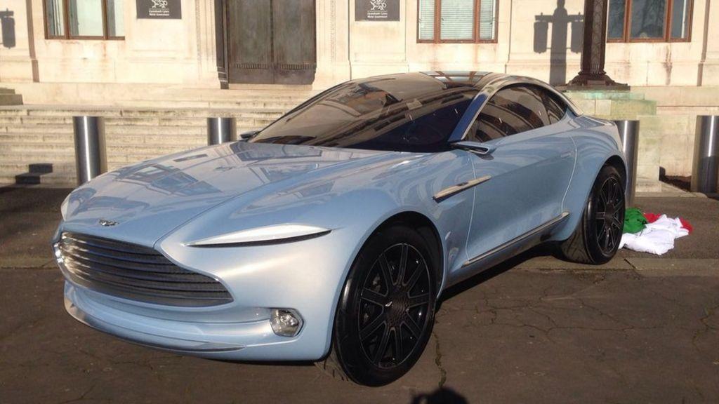 Aston Martin roars back into profit