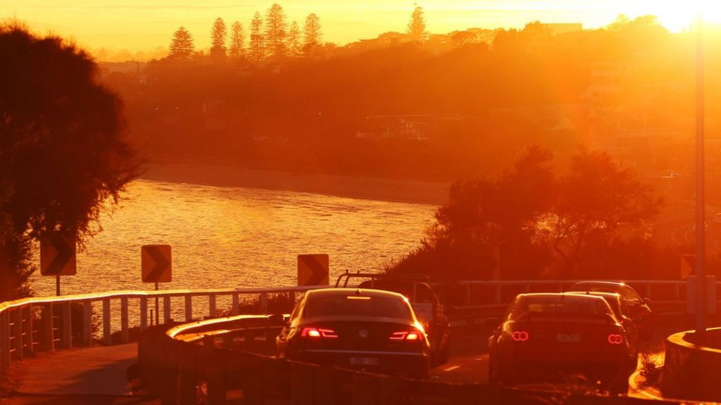 WannaCry helps speeding drivers dodge fines in Australia - BBC News