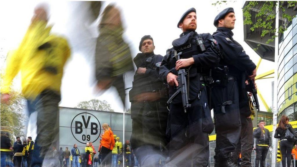 Dortmund explosions: