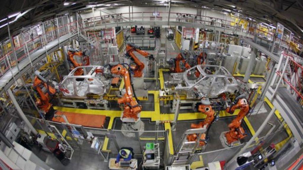 jaguar land rover employee dies at solihull factory bbc news. Black Bedroom Furniture Sets. Home Design Ideas