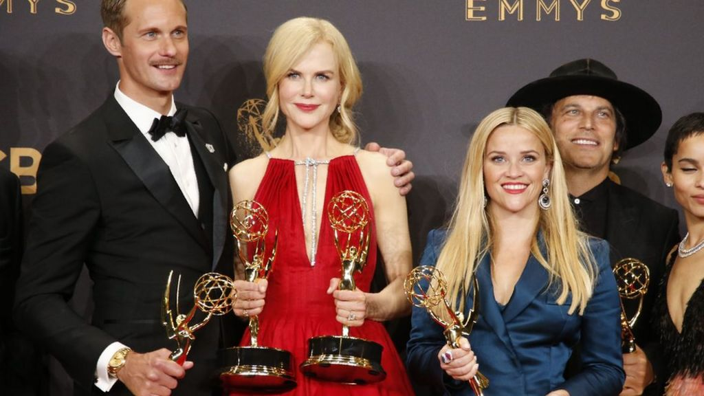 Emmys: Reese Witherspoon hails 'incredible year' for women