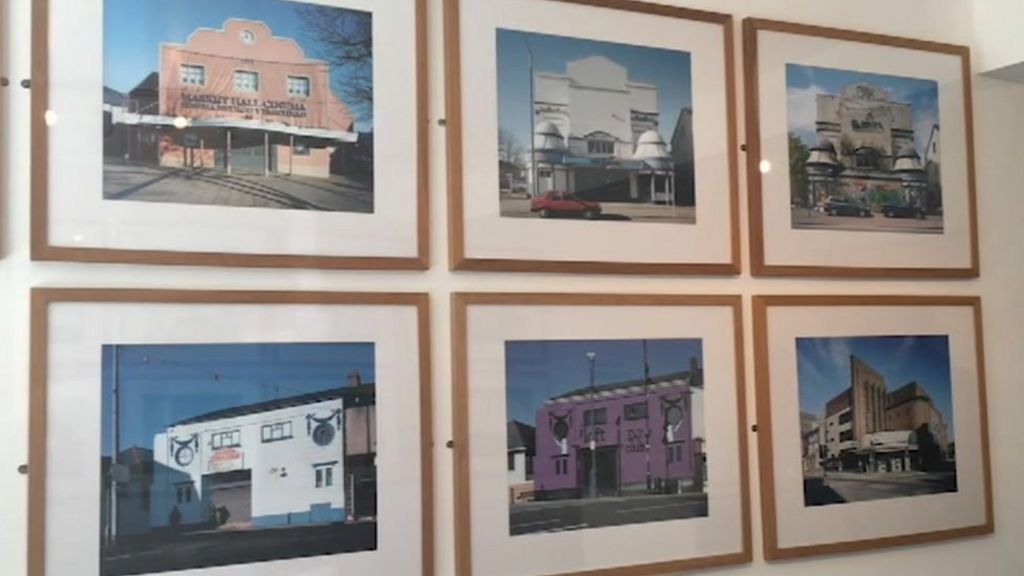 South Wales cinemas captured in Abertillery exhibition