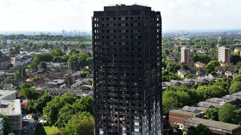 Grenfell cladding '14 times combustibility limit'