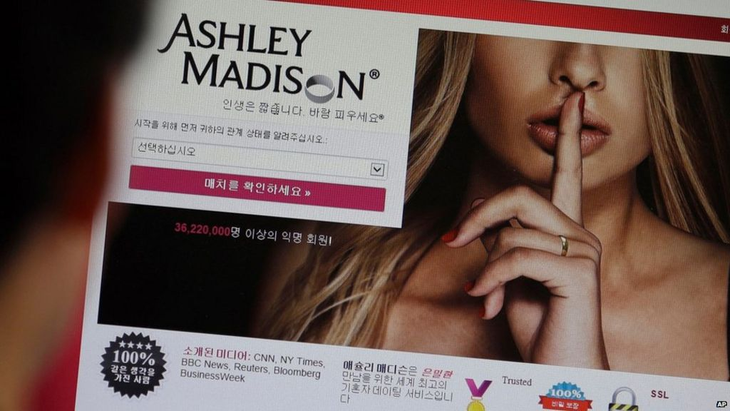 Ashley dating site news