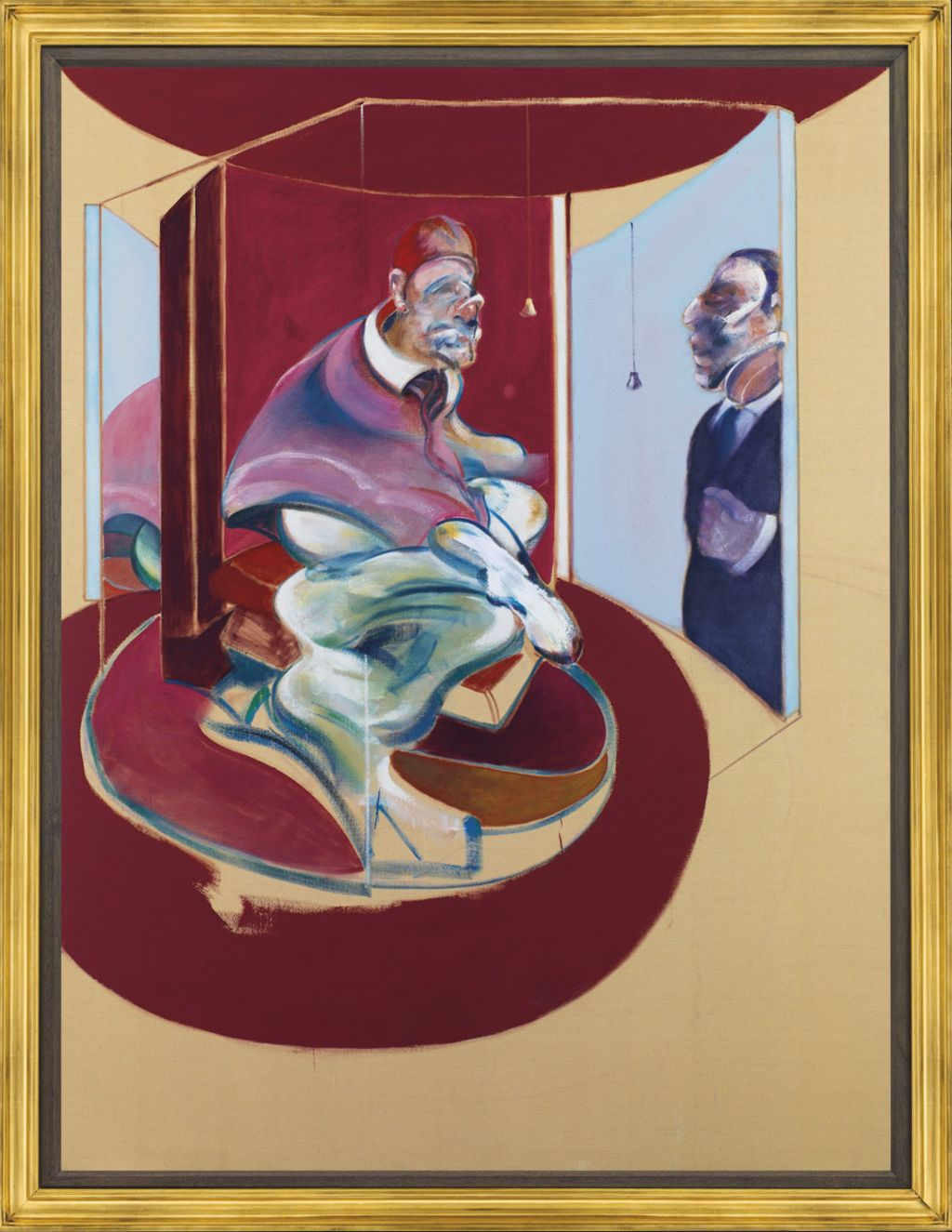 Francis Bacon painting emerges after 45 years