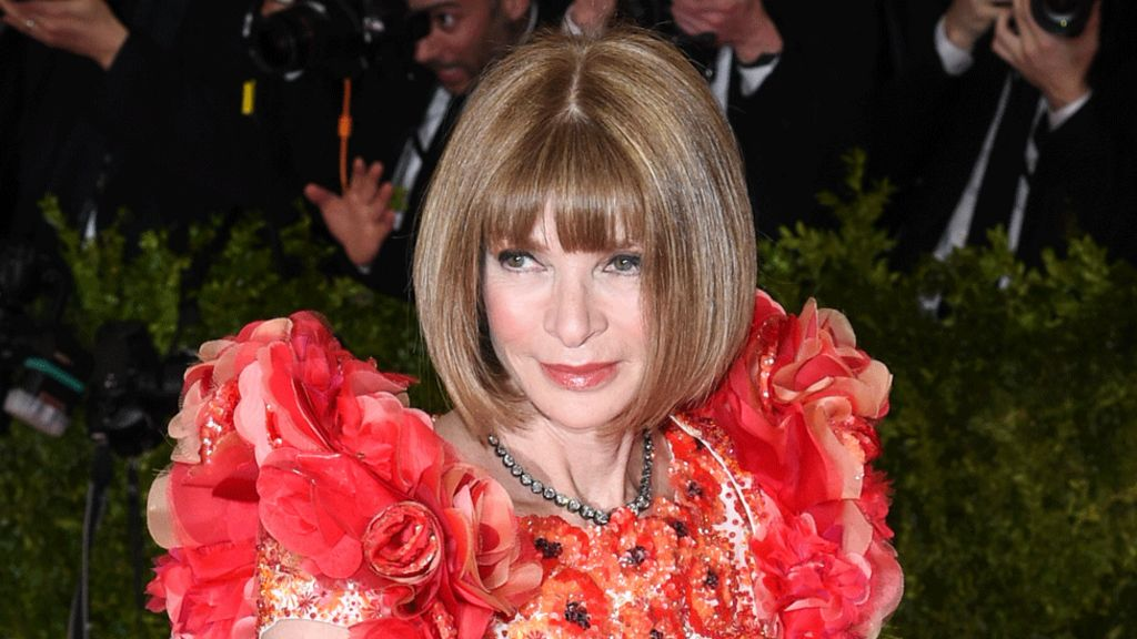 Anna Wintour is 'most powerful woman' in media