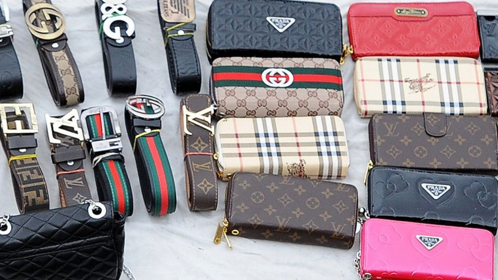What 39 s wrong with buying fake luxury goods bbc news Replica designer clothes uk
