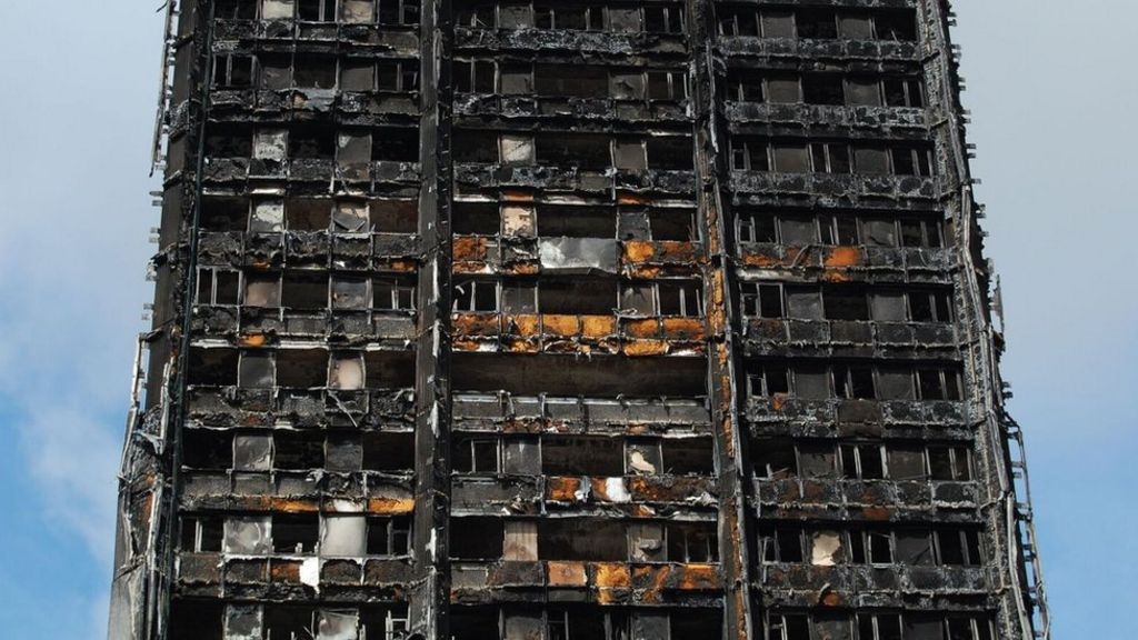 Work to start on covering Grenfell Tower
