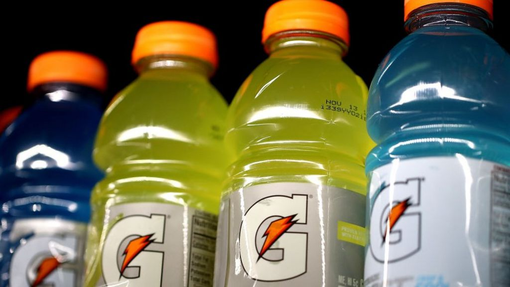 Gatorade settles over 'misleading' Usain Bolt water game